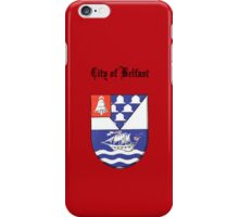 City of Belfast iPhone Case iPhone Case/Skin