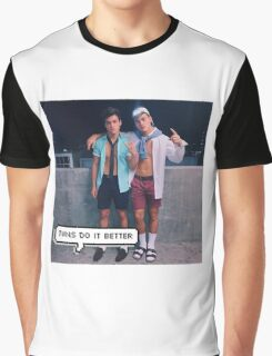 Dolan Twins - twins do it better Graphic T-Shirt