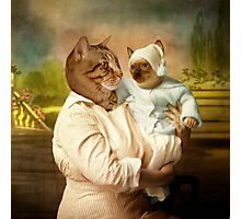The irresistible baby Photographic Print