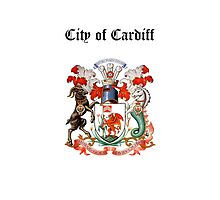 City of Cardiff iPhone Case by Catherine Hamilton-Veal  ©