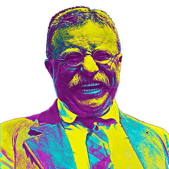 Theodore Roosevelt by MTKlima