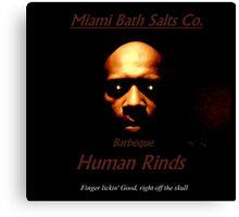 Miami Bath Salts Co. Canvas Print