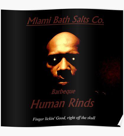 Miami Bath Salts Co. Poster