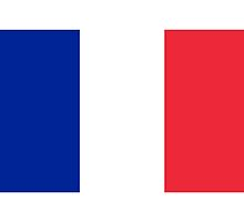 France Flag by Paducah