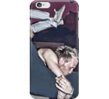 Kissing Boy iPhone Case/Skin
