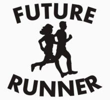 Future Runner Kids Tee