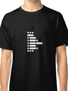 star wars (in morse code) Classic T-Shirt