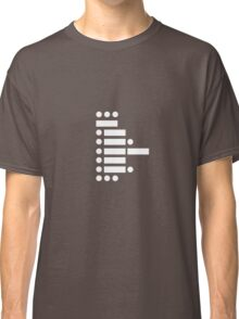 star wars (in morse code) Classic T-Shirt