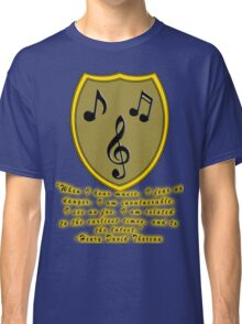 Music Protects Classic T-Shirt