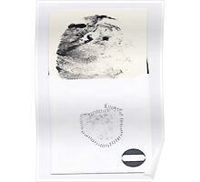 Lunaison d'un sein Lunation of a breast - New serie EROS 2012 Poster