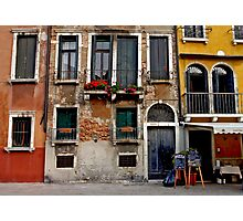 Piccola Strada Photographic Print
