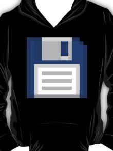 Pixel Floppy Disk T-Shirt