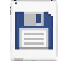 Pixel Floppy Disk iPad Case/Skin
