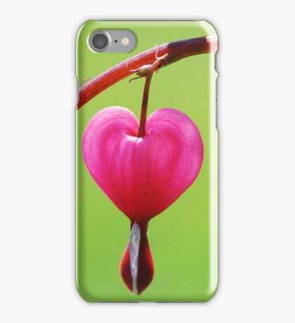 Bleeding Heart iPhone Case/Skin