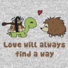 Love will always... by Zozzy-zebra