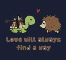Love will always... Kids Tee