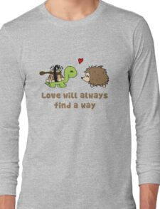 Love will always... Long Sleeve T-Shirt
