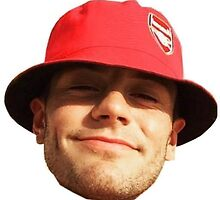 Jack Wilshere by Unknown Name