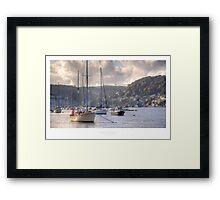 Dartmouth Framed Print