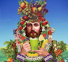 Herbal Jesus by dukepope