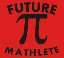 Future Mathlete One Piece - Short Sleeve