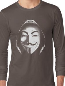 ANONYMOUS T-SHIRT Long Sleeve T-Shirt