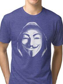 ANONYMOUS T-SHIRT Tri-blend T-Shirt