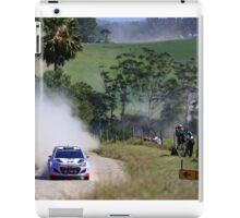 Hyundai World Rally iPad Case/Skin