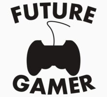 Future Gamer Kids Clothes