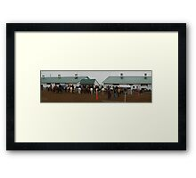 """""""Northern Ohio Outlaws"""" #29 Panorama Framed Print"""