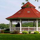 The Gazebo On The Lake by kkphoto1