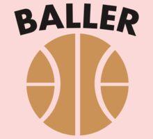 Baller Basketball One Piece - Short Sleeve