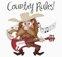 Country Rules! by cowpie