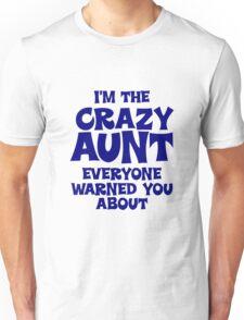 Crazy Aunt Unisex T-Shirt
