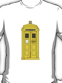 """The Trotters have the phonebox..."" T-Shirt"