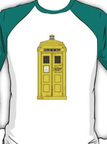 """""""The Trotters have the phonebox..."""" T-Shirt"""