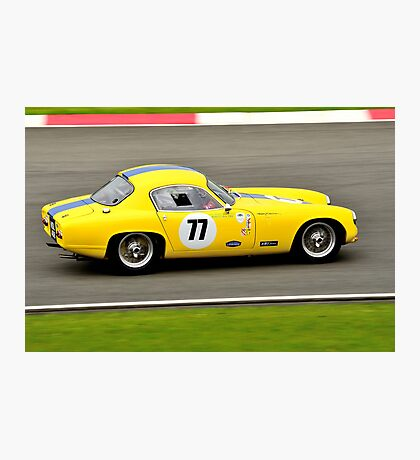 Lotus Elite No 77 Photographic Print