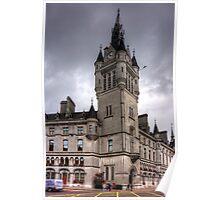 Aberdeen New Town House Poster