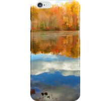 French Creek Colors iPhone Case/Skin