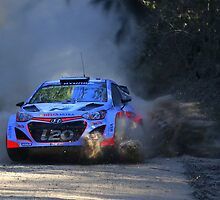 Hyundai i20 by evolutionx
