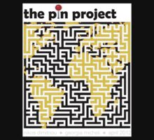 The Pin Project Logo #1 by thepinproject