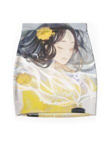 infuse. Mini Skirt