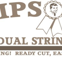 Simpson's Stringettes Sticker