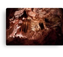 Enter a Gothic Palace – Lehman Caves Canvas Print