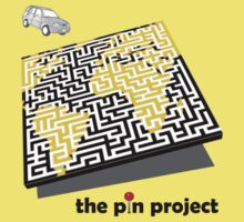 The Pin Project Logo #3 by thepinproject