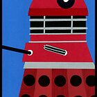 DALEK by Lascaux