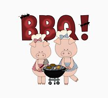 Barbeque Pigs Unisex T-Shirt
