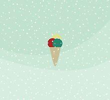 Ice cream dreams by fuzzorama