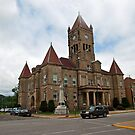 The Wetzel County Court House by Bryan D. Spellman