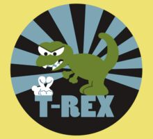 T-Rex One Piece - Short Sleeve